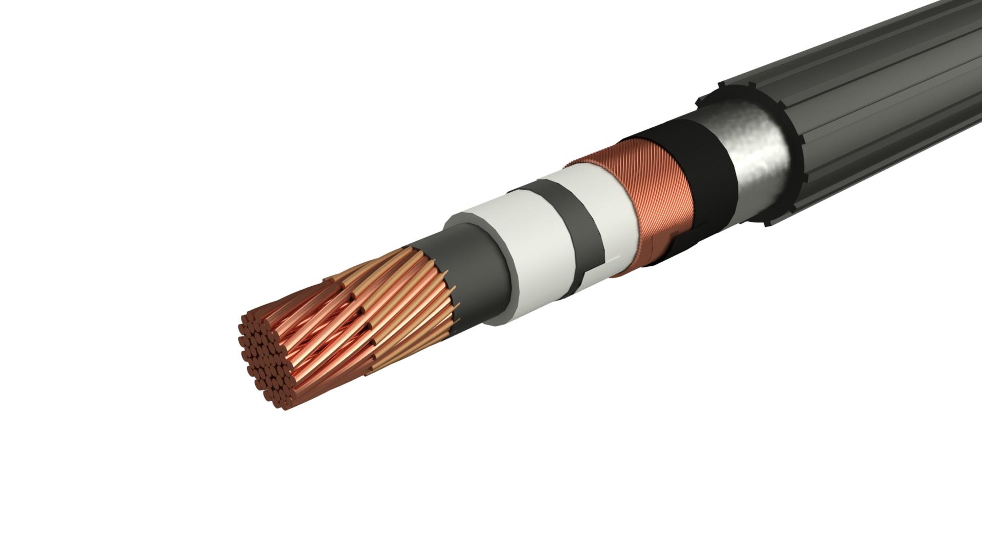 Прокладка кабеля  - изображение