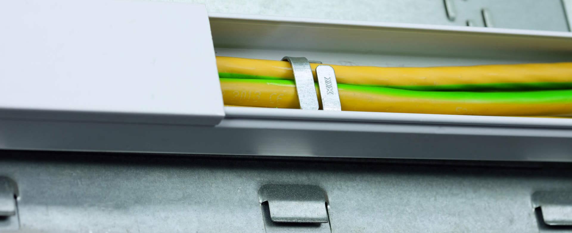 Изделия для монтажа кабеля  - изображение