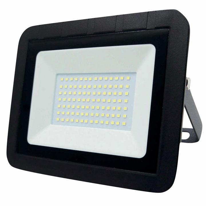 Прожектор светодиодный 20W  6500К IP65 черн. - изображение
