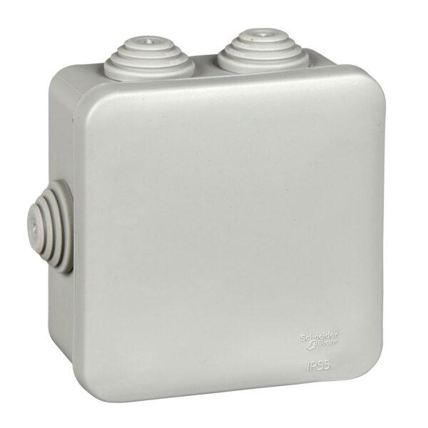 Коробка распределительная ОП 70х70х40мм IP55 - изображение