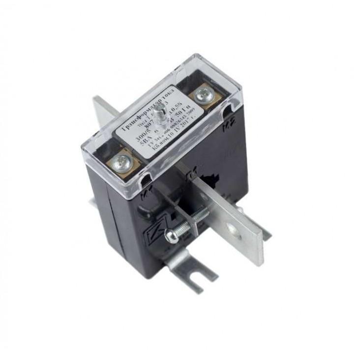 Трансформатор тока Т-0.66 200/5А кл. точн. 0.5 5В.А - изображение