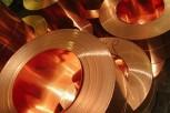 Медная лента М1 0,1х100мм - изображение