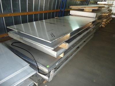 Лист алюминиевый АД1М 1200x3000мм 6 мм - изображение