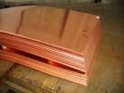 Медный лист М1ПТ 3х600х1500мм - изображение