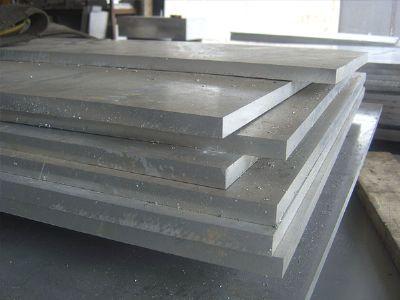 Алюминиевая плита АМГ6Б 18мм - изображение