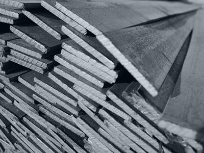 Полоса оцинкованная 80x8мм - изображение