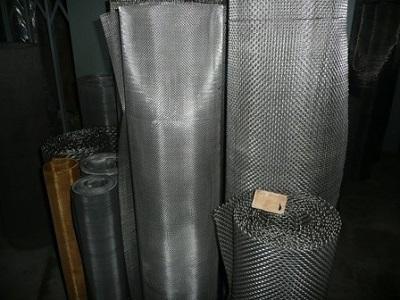 Сетка нержавеющая 12х18н10т 8 мм 1,2мм - изображение