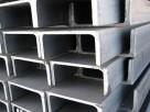 Швеллер алюминиевый АД31Т 10х10х1,5х1,5х6000 - изображение