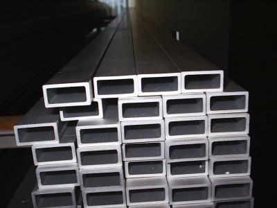 Алюминиевая труба профильная Квадратная АД31Т 60х60х2х6000 - изображение