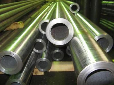 Труба стальная бесшовная х/д 6мм 1,6мм - изображение
